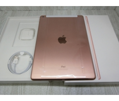 iPad 7 New 2019 (10.2 in) 128G Gold (Vàng) Wifi + Cell (Có xài Sim), New 100%; Full Box MS:IJ 1938