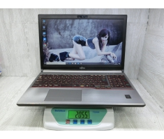 Fujitsu E754/H 15.6 inch Full Led Core i5 / 4300M /2.60GHz- / Ram 8G ( Max 16 ) / HDD 500G / Win 10Pro Tiếng Việt/ Made in Japan / MS: KO4003