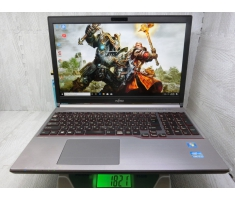 Fujitsu E753/G 15.6 inch Full HD Core i5vpro / 3340M /2.70GHz- / Ram 8G ( Max 16 ) / SSD 128G / Win 10Pro Tiếng Việt/ Made in Japan / MS: E753
