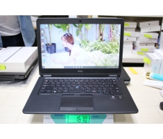 Dell Latitude E7450 14inch Full Led Model 2015 / Core i5 / 5300U /2.30GHz(4CPUs) / Ram 8G ( Max 16 ) / SSD 128G / Win 10Pro Tiếng Việt / MS: KO6730