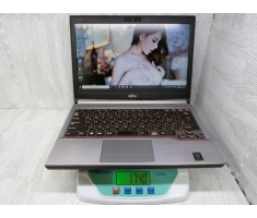 Fujitsu Lifebook E734 (13.3 in) Core i5 / 4300U / 2.60GHz (Up 3.30GHz) /Ram 8G (Max 32G) / HDD 500G. Made in Japan.MS:KO0429 0273
