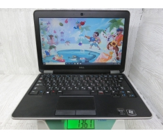 DELL Latitude E7240 12.5'' Core i3  / 4010U / 1.70GHz /Ram 4G (Max 32G)/ SSD 128G / Win 10Pro tiếng việt .MS:W 0711